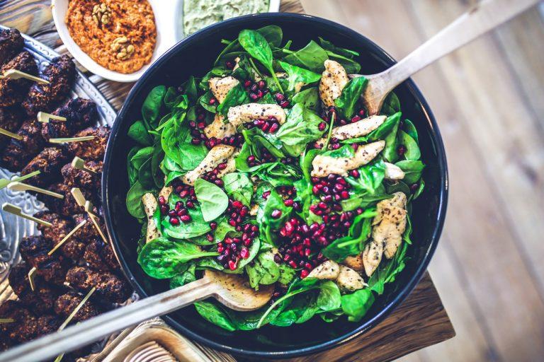 Sund og klimavenlig mad